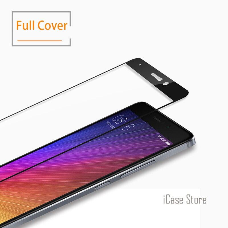 Full Cover Tempered Glass For Xiaomi Redmi 3S 3X 4 Pro Prime Screen Protector for Redmi Note 4 3 2 Mi5s Mi4 Mi5 Mi 5S Plus 5