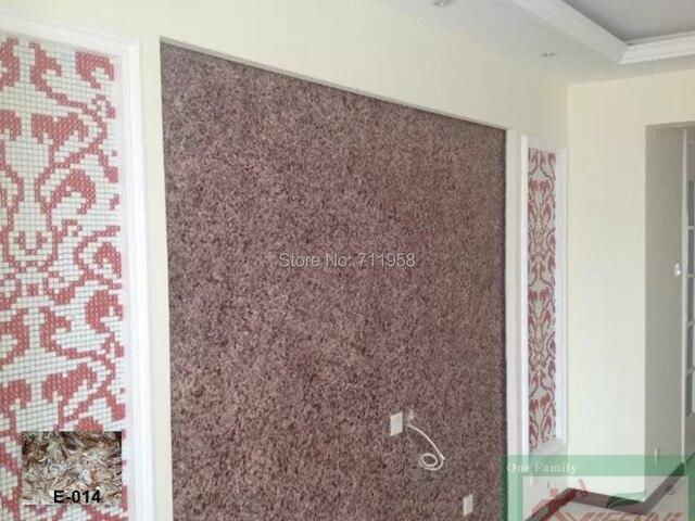 Yisenni Gray Fabric Silk Plaster Liquid Wallpaper For Walls