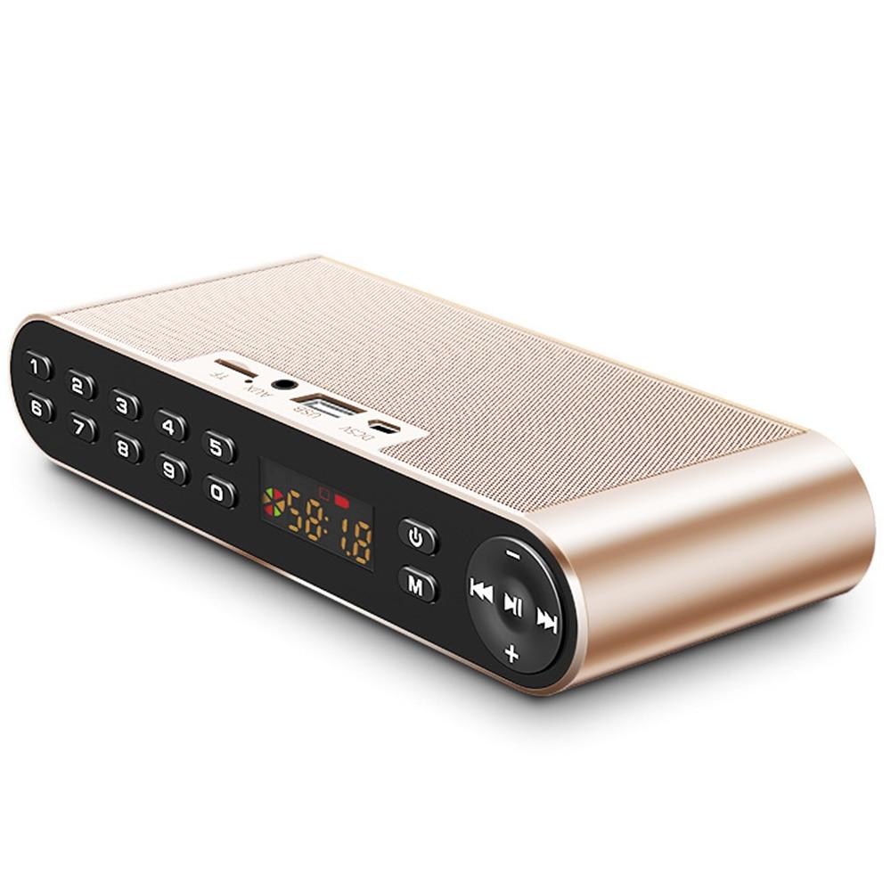 TOPROAD HIFI Bluetooth Speaker Portable Wireless Super Bass Dual Speakers Soundbar with Mic TF FM Radio USB Sound Box 3