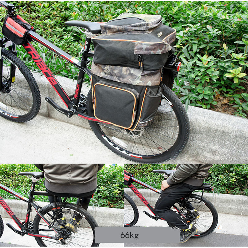 After The Explosion Of Aluminum Alloy Shelves Quick Removal Of Mountain Bike Carg Racks Disc Brake With Taillight Shelf in Bicycle Rack from Sports Entertainment