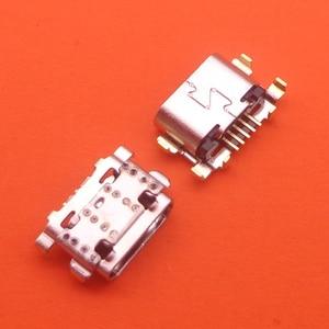 Image 2 - Разъем питания для зарядки 500 шт./лот, сменный разъем для зарядки с разъемом USB для Motorola Moto G6 Play XT1922