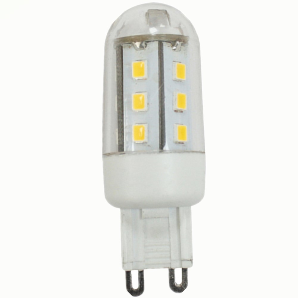 g9 led 2w 3w ac 220v 110v lamp bulb smd 2835 g 9 light warm cool white high quality new 2015. Black Bedroom Furniture Sets. Home Design Ideas