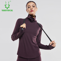 Women Running T Shirts Quick Dry Fitness Jogging Tops Female Quick Dry XXL Sports Shirts for Yoga Workout Training