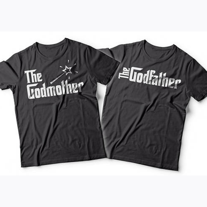 EnjoytheSpirit Godmother Godfather Matching Tshirts Gift for ...