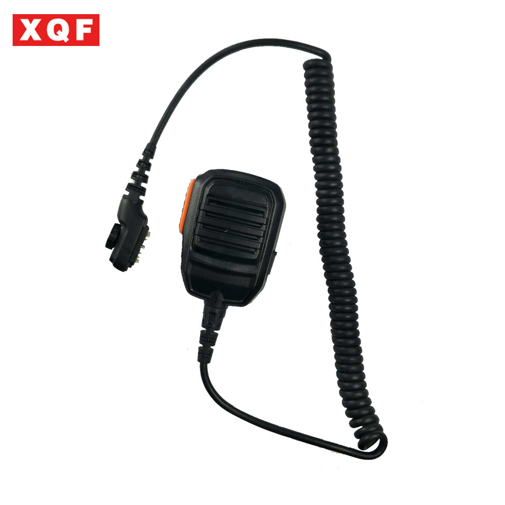 XQF sm18n2 imperméable microfono altavoz para Hytera HYT Radio PD780 PD700 pt-580