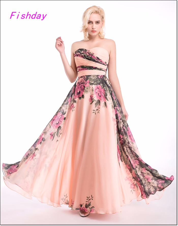 Sweetheart Cheap Long Womens Chiffon Chinese Party Mother Of The Bride Evening Gowns Dresses Wedding Guest Dubai Kaftan A With Formal For