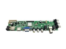 DS.D3663LUA.A81 DVB-T2 DVB-T DVB-C digital TV LCD/LED driver board 15-32 inch (WITHOUT REMOTE CONTROL)