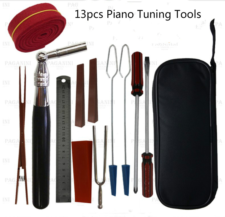13in1 Professionnel Piano Tuning Outils ensemble Acer Mono Maxim Tuning Clés
