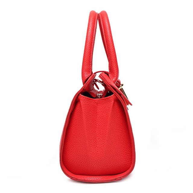 Women Handbag Genuine Leather Bag Fashion Satchels Leather Shoulder Bags Designer Brand Female Casual Tote Bolsos Mujer S0144