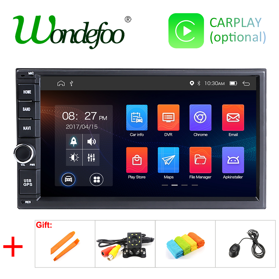 Android 9.0 IPS screen 4G 64G 8 CORE DSP car GPS 2 DIN universal RADIO for NISSAN radio stereo navigation receiver no DVD PLAYER-in Car Multimedia Player from Automobiles & Motorcycles    1