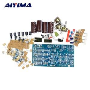 Image 2 - Aiyima Hifi Voorversterker Tone Control Board Diy Kit Voor Uk NAD3225 Discrete Voorversterker Lage Frequentie Tweeter Amp