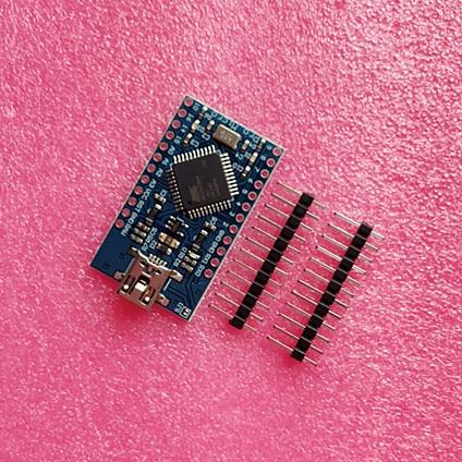 10pcs Mini USB ATmega32U4 Pro Micro 5V 16MHz Board Module Leonardo ATMega 32U4 Controller Pro Micro