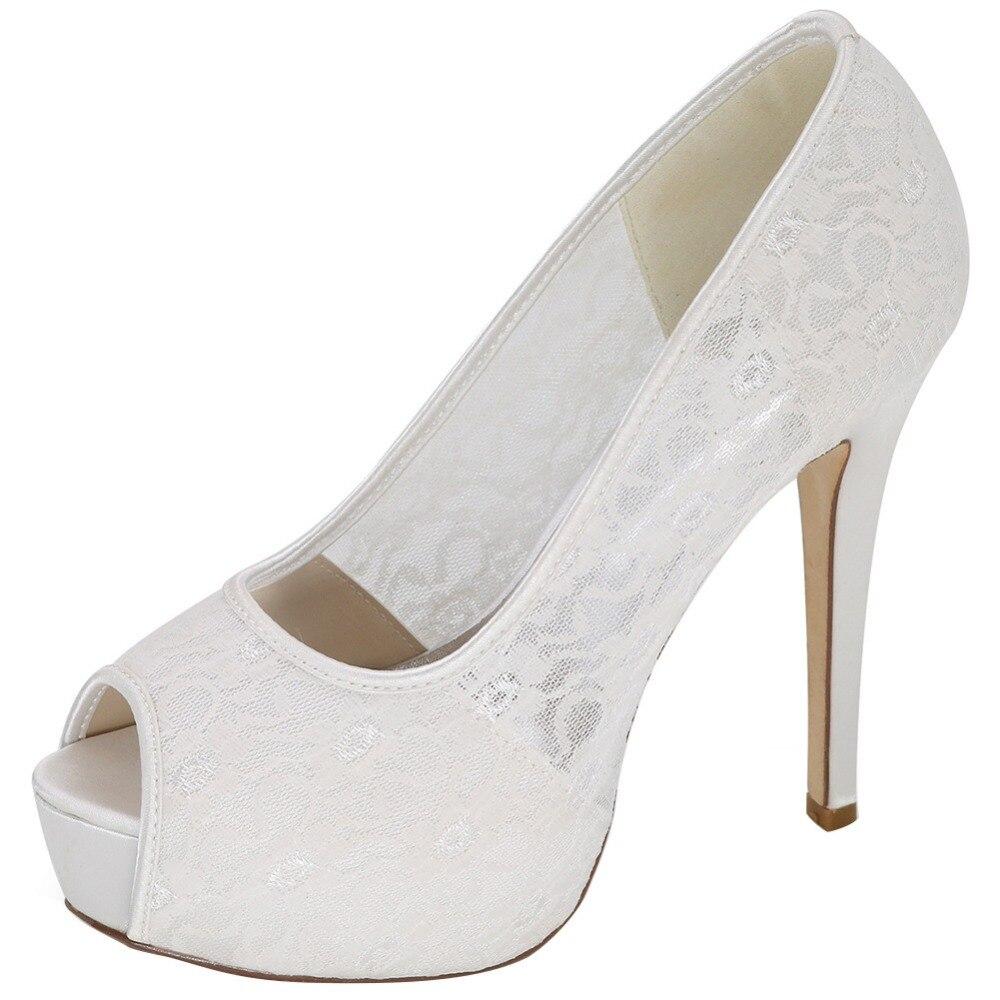 5738041c2d3 woman platform high heels see through soft lace dress evening shoes wedding  cocktail homecoming heel pumps