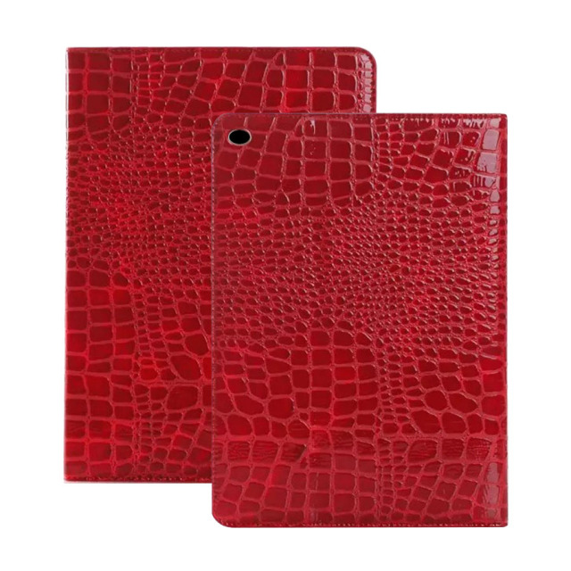 Crocodile PU Case for Apple iPad Air 2  9.7 inch 6th gen