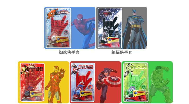 2016 Spiderman Marvel Avengers 2 Edad de Ultron Hulk Viuda negra - Figuritas de juguete - foto 6