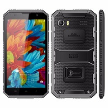 6.0 pulgadas ken xin da pruebas w9 mtk6753 octa core IP68 A Prueba de agua A Prueba de Choques A Prueba de Polvo 2 GB/16 GB Android 5.1 4G LTE Smartphone