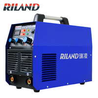 RILAND IGBT ZX7 250GS 220V 380V ARC MMA DC Inverter Welding Machine Welder Working Equipment Dual Voltage Weld