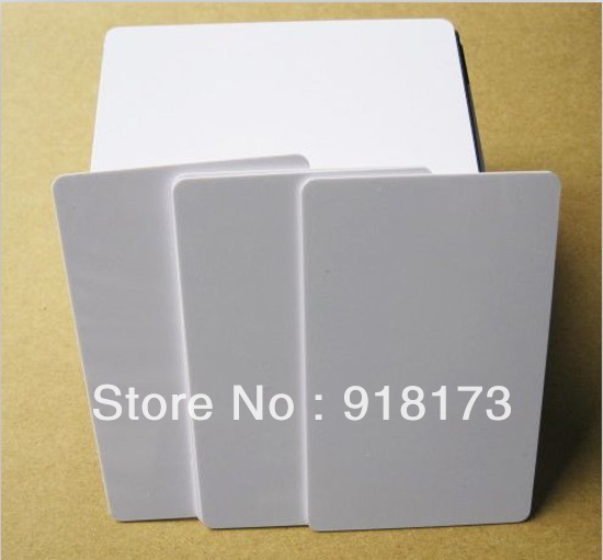 100pcs/lot UID changeable copy nfc 1k S50 and Rewritable T5577 thin PVC RFID 13.56MHz and 125Khz Blank dual frequency card 100pcs lot printable pvc blank white card no chip for epson canon inkjet printer suitbale portrait member pos system