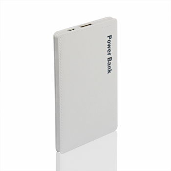 New Style Ultra-thin Power Bank 5600mAh USB External Backup Battery Portable Charger PowerBank for all phone