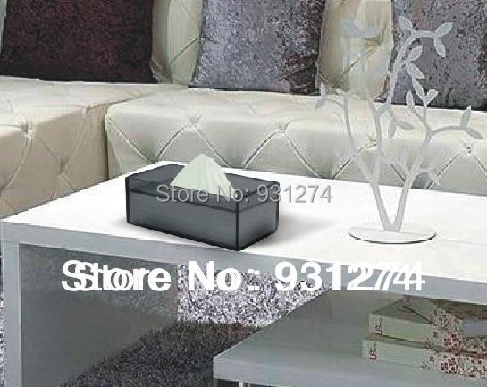 free shipping stylish brand modern. plain modern aliexpresscom  buy free shipping brand stylish acrylic tissue box napkin  holder modern case luxury home kitchen bar accessories from  to x