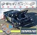 2019 Новинка 1965 Ford Mustang Hoonicorn Racing приспособление для автомобиля Technic MOC-22970 FIT 20102 строительный блок кирпичи комплект Детские игрушки подарок