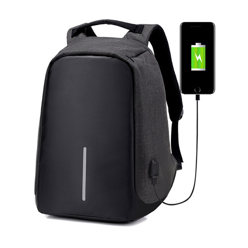 USB Charging Anti Theft Backpack Men Travel Backpack Waterproof School Bag College bobby Male 15 inch Laptop Backpack sac a dos kingsons external charging usb function school backpack anti theft boy s girl s dayback women travel bag 15 6 inch 2017 new