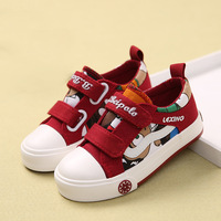 2018 High Quality New Brand Fashion Cool Girls Boys Shoes Classic Casual Children Shoes Lovely Cute