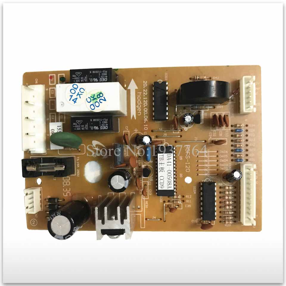 95% new for refrigerator pc board motherboard BCD-198NKSS BCD-212NKSS DA41-00508A 95% new for haier refrigerator computer board circuit board bcd 198k 0064000619 driver board good working