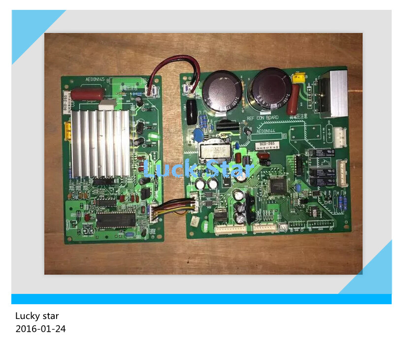 95% new for Panasonic refrigerator BCD-265 pc board Computer board AE00N144 AE00N145 set on sale95% new for Panasonic refrigerator BCD-265 pc board Computer board AE00N144 AE00N145 set on sale