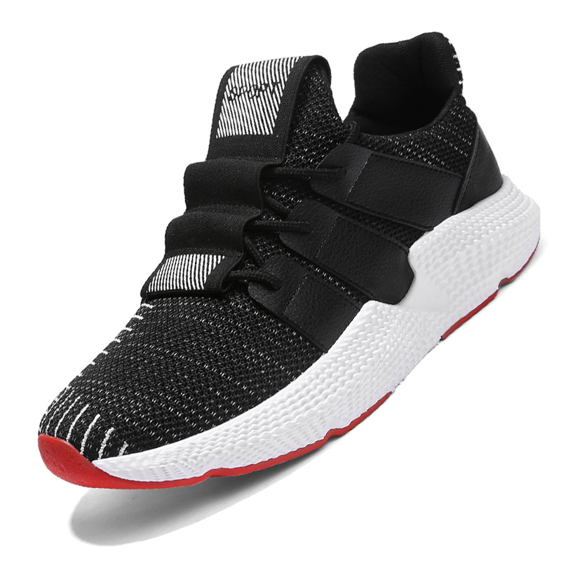 Breathable Mesh Running Shoes For Man Lightweight Summer Outdoor Sports Shoes Comfortable Baskets Homme Chaussure Sport Homme peak sport men outdoor bas basketball shoes medium cut breathable comfortable revolve tech sneakers athletic training boots