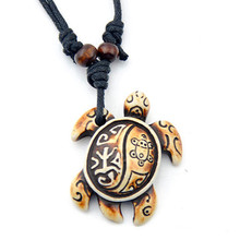 Turtle Talisman Pendant for Woman