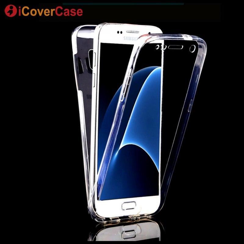 S8 S9 Plus Case Front + Back Cover Ամբողջ մարմնի - Բջջային հեռախոսի պարագաներ և պահեստամասեր - Լուսանկար 1