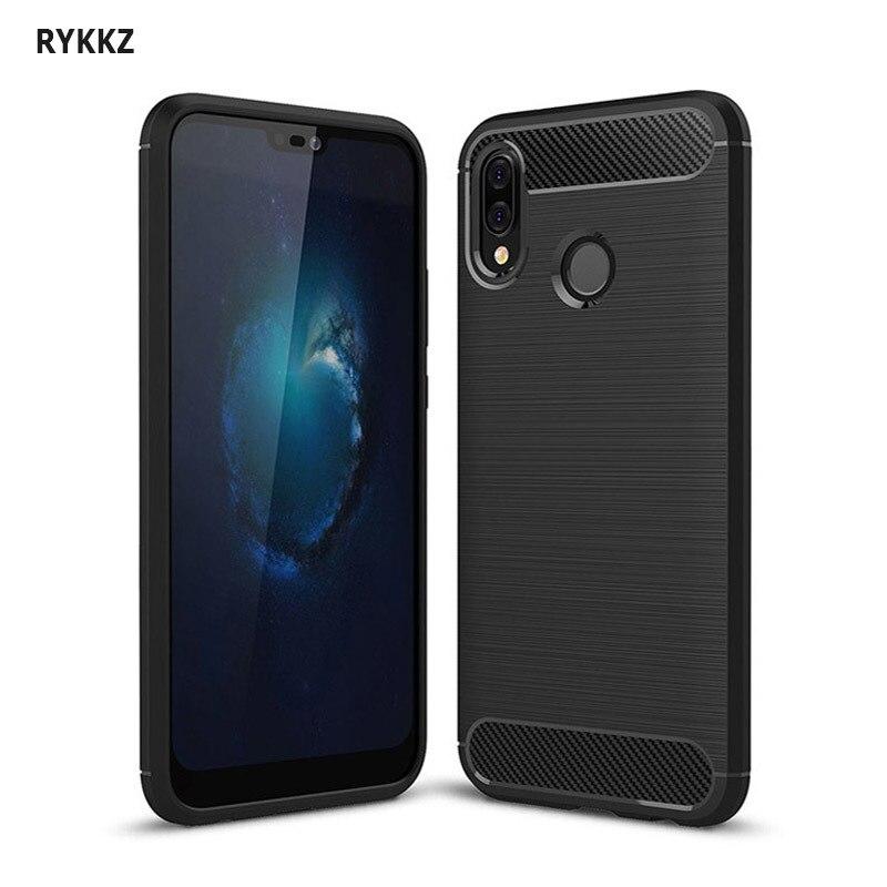 Phone Covers Huawei P20 Lite / Nova 3E 3 E Case TPU Silcone Protector Case Cover On Coque Huawei P 20 Pro Plus / P20lite Cases