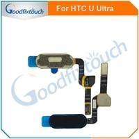 For HTC U Ultra Play 11 Plus U11 Plus U11+ M10 EVO A9 Home Button Fingerprint Sensor Touch ID Home Return Button Flex Cable|Mobile Phone Flex Cables|Cellphones & Telecommunications -