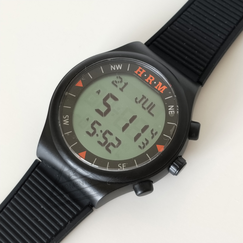 Men's Watches Waterproof Sport Watch With Prayer Alram And Hijri 6506 Azan Clock With Automatic Qibla Direction And Stopwatch