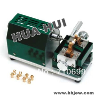 New improved pearl chucks Pearl Drilling Machine with 7pcs Tungsten Steel Needle and one piece handle