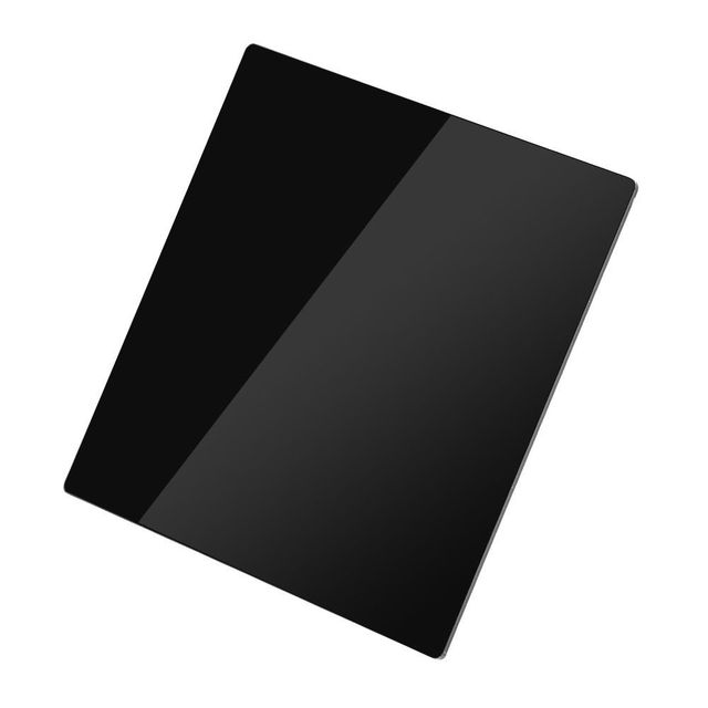 FOTGA 4x4 101mm Graduated Grey Full Color Square Filter ND16 Neutral Density for Cokin Z Hitech Singh Ray Holder
