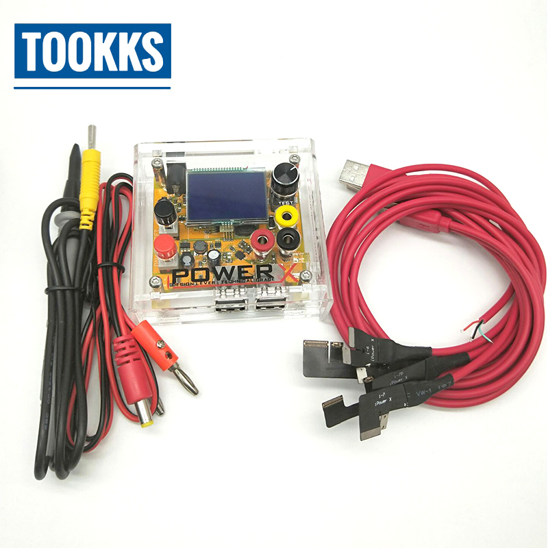 iPOWER X Box High Precision DC to DC Power Supply Voltage Tester Overload And Short Circuit Protection For Phone Repair