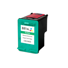 351 xl Ink cartridge for hp For Photosmart C4480 C5280 C4280 C4580 C4599 C5200 C5240 C5250 C5270 C5275