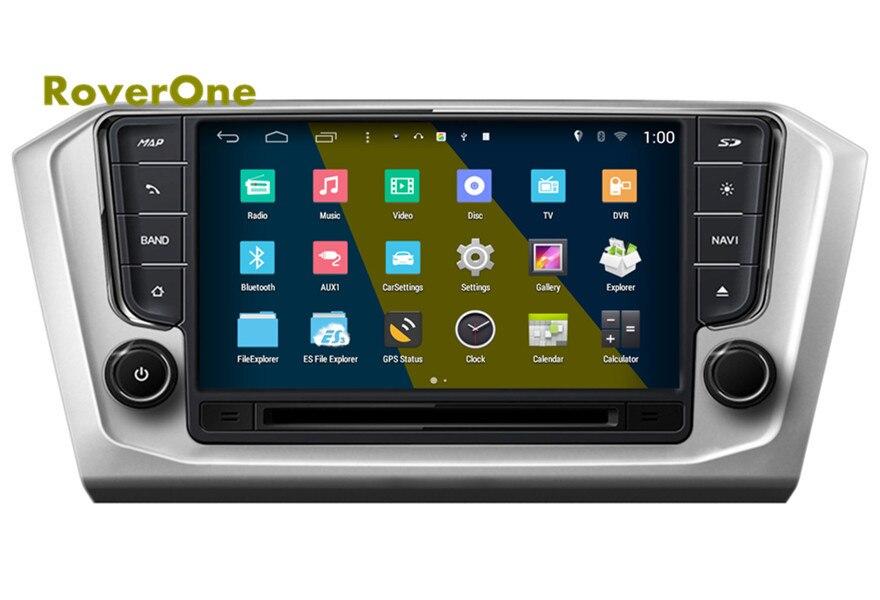 Android 4.4 pour VW pour Volkswagen Passat Magotan voiture DVD GPS Navigation Sat Navi lecteur multimédia Central multimédia miroir lien