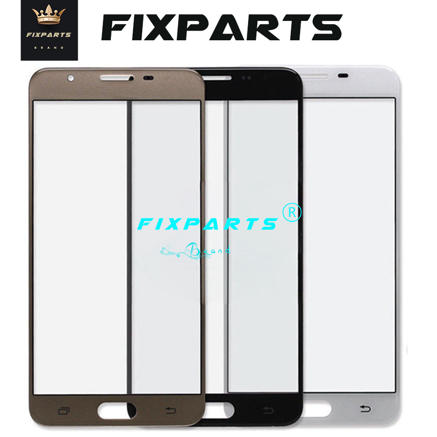 Original Touch Panel Für Samsung Galaxy J7 Prime G610 On7 Touchscreen (keine Digitizer) front Outer Glas Objektiv touchscreen Handy-Touch-Panel    -