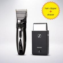 Rechargeable Razor Shaving Travel Beard Trimmer Electric Hair