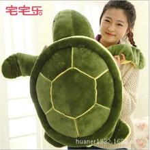 100cm Cute Green Sea Turtles / Tortoise cushion pillow  Plush Toys,NICI Turtle Plush Toys doll for kids gift