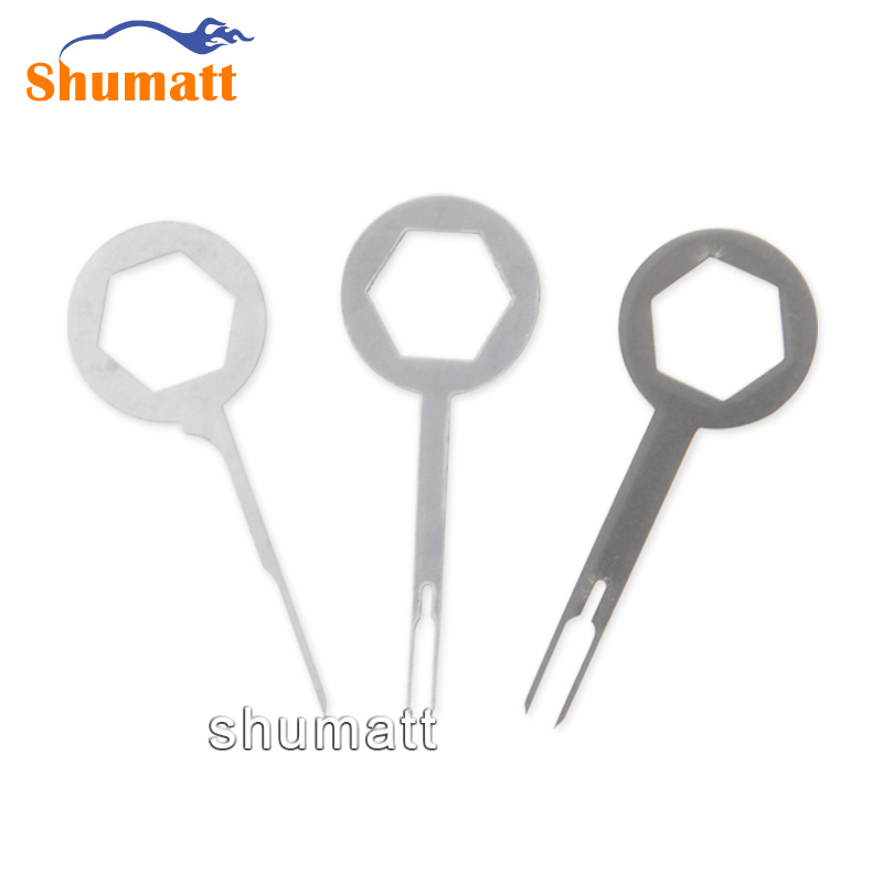 Auto Car Plug Circuit Board Wire Harness Terminal Extraction Pick Connector Crimp Pin Back Needle Remove aliexpress com buy auto car plug circuit board wire harness how to remove metal pins from wire harness at soozxer.org