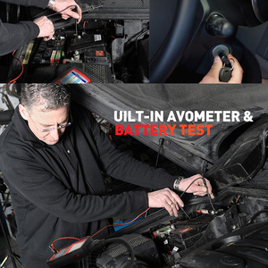 Image 4 - Autel AutoLink AL539B OBD OBD2 Car Diagnostic 12 V Code Reader Battery Analyzer Charging System Scanner Circuit Test Tool