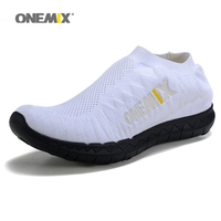 ONEMIX Slip On Free Knit 3 0 Running Shoes For Women Run Athletic Trainers Breathable Sports