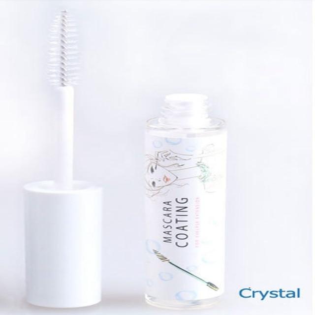 10ml Clear Coating Mascara Eyelash Extension Tool Individual Fake Lashes Protective Coating Sealant Clear Color Free Shipping