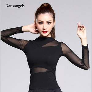 31ba33d32c0cce Dansangels For Women Tops Ballroom Costume Latin Dancing