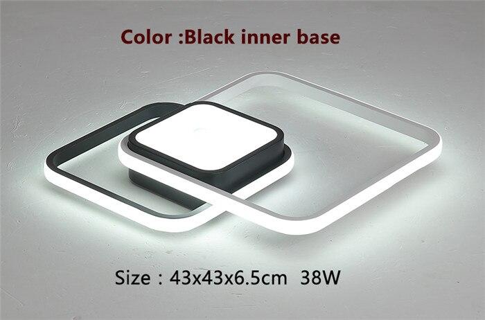 43x43cm Black base