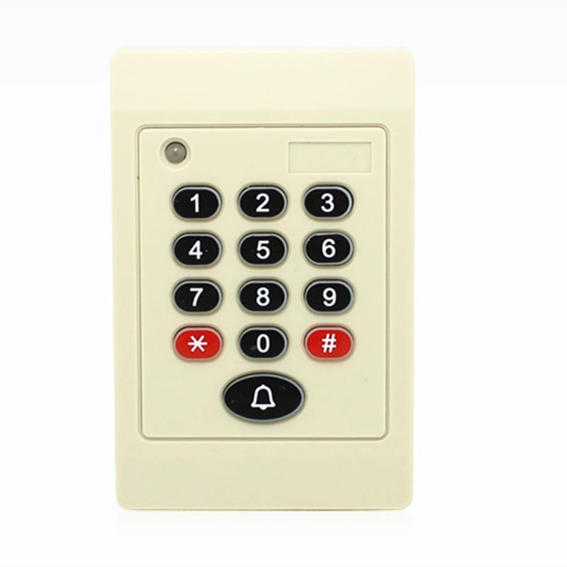 ID Card / Password Door Access Control Reader
